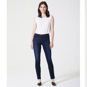 Ag The Prima Midrise Cigarette Skinny Jeans